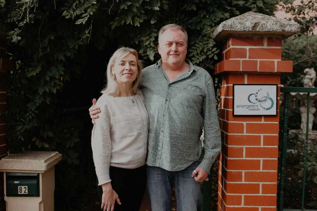 Helena & Richard Boyd
